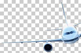 Airplane Flight Aircraft PNG