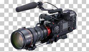 Canon EOS C700 Camera Canon Cinema EOS PNG
