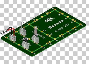 Microcontroller Electronics Electronic Component Electronic Engineering Electrical Network PNG
