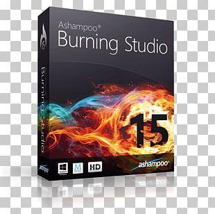 Ashampoo Burning Studio Computer Software Product Key Software Cracking PNG