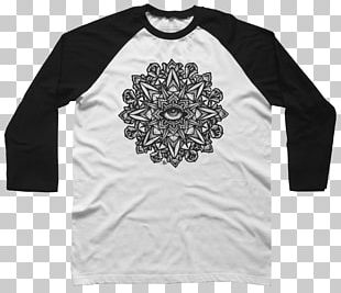 Long-sleeved T-shirt Raglan Sleeve Hoodie PNG
