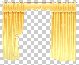 Window Treatment Curtain Rod Shower PNG