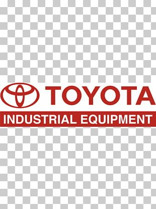 Toyota Car Forklift Heavy Machinery Material-handling Equipment PNG