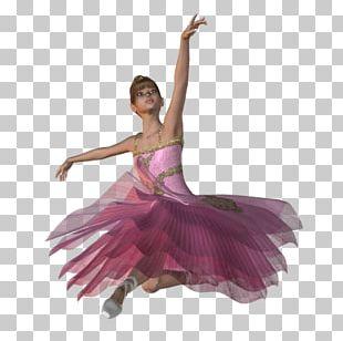 Ballet Dancer Tutu PNG