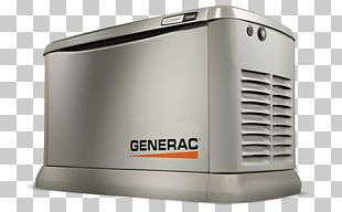 Generac Power Systems Standby Generator Stand-alone Power System Off-the-grid Electric Generator PNG