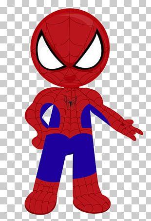 Spider-Man Captain America Superhero PNG