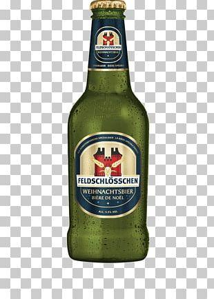 Lager Low-alcohol Beer Feldschlösschen Getränke AG Beer Bottle PNG