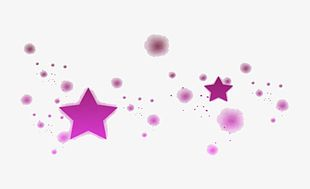 Purple Magic Light Effect PNG