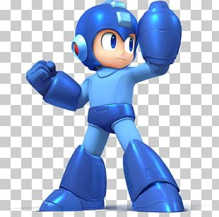 Mega Man Super Smash Bros. For Nintendo 3DS And Wii U Mario PNG