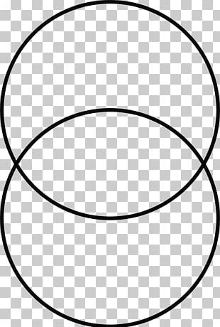 Circle Black And White Point Angle PNG