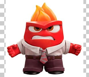 Action & Toy Figures Pixar Anger Funko PNG