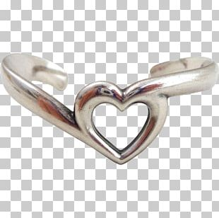 Sterling Silver Charm Bracelet Claddagh Ring PNG