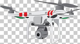 Unmanned Aerial Vehicle Phantom Quadcopter Sticker Photography PNG