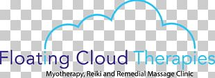 Floating Cloud Therapies: Myotherapy PNG