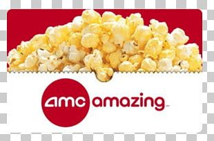 AMC Theatres Gift Card Cinema Retail PNG