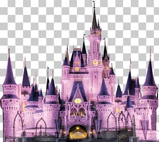 Walt Disney World The Walt Disney Company Amusement Park Castle PNG