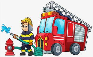 Fireman PNG