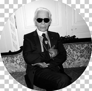 Karl Lagerfeld Chanel Fashion Haute Couture Designer PNG