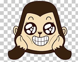 Monkey Facial Expression PNG