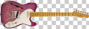 Fender Musical Instruments Corporation Fender Telecaster Thinline Electric Guitar Fender Jazz Bass PNG
