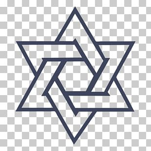 Star Of David Judaism Jewish Symbolism Jewish People PNG