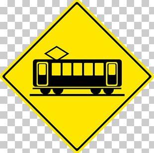 Train Rail Transport Traffic Sign Signage PNG