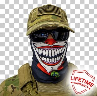 Face Shield Mask Joker Clown PNG