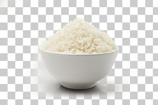 Cooked Rice Rice Cereal White Rice Jasmine Rice Bowl PNG