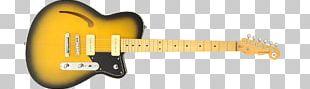 Electric Guitar Slide Guitar Fingerboard Reverend Musical Instruments PNG
