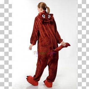 Pajamas Hoodie Big Bad Wolf Gray Wolf Onesie PNG