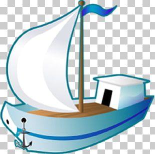Sailboat Sailing Ship PNG