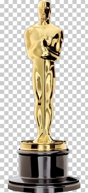 1st Academy Awards Hollywood Statue PNG