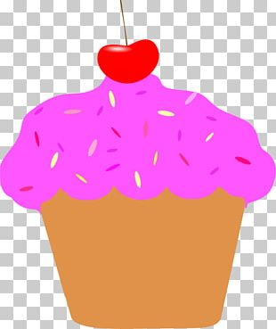 Cupcake Frosting & Icing Animation PNG