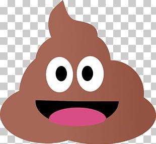 Pile Of Poo Emoji Emoticon Smiley PNG