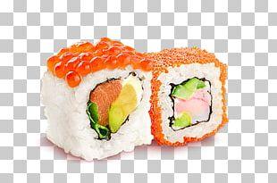 Sushi Makizushi Pizza California Roll Japanese Cuisine PNG