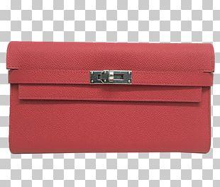 Handbag Hermès Leather Wallet PNG