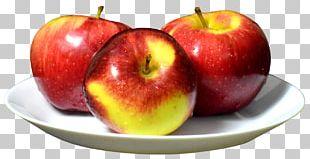 Apple Food Plate Fruit PNG