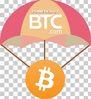 Airdrop Cryptocurrency Initial Coin Offering Cryptography Bitcoin PNG