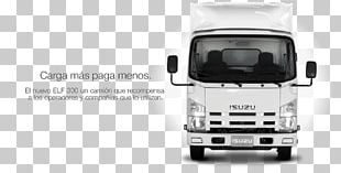 Commercial Vehicle Isuzu Motors Ltd. Car Isuzu Elf PNG