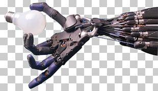Robotic Arm Artificial Intelligence Robotics Technology PNG