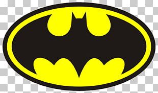 Batman Logo Sticker Comic Book PNG