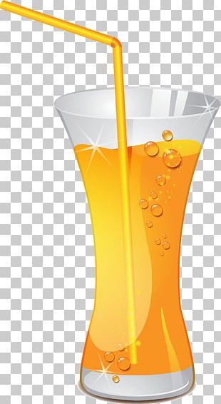 Orange Juice Cocktail Smoothie PNG