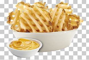 French Fries Cheese Fries Waffle Hamburger Junk Food PNG