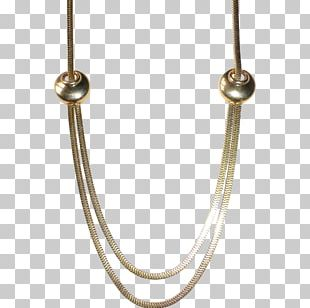 Necklace Chain Jewellery Gold-filled Jewelry Charms & Pendants PNG