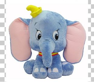 Plush Dumbo Stuffed Animals & Cuddly Toys Toy Shop PNG