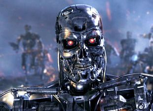 The Terminator John Connor Kyle Reese Skynet PNG