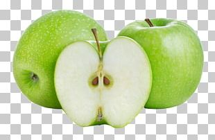 Apple Crisp Fruit Salad Granny Smith PNG