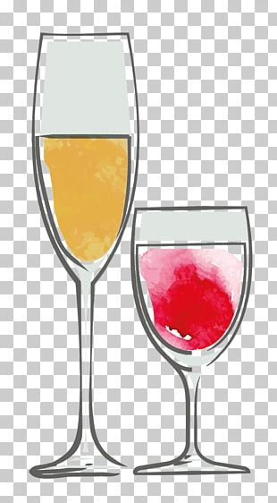 Wine Cocktail Champagne Cocktail Wine Glass PNG