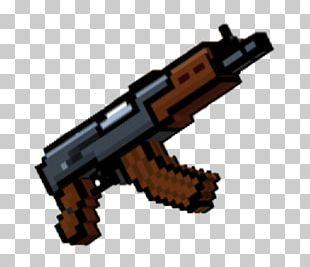 Pixel Gun 3D (Pocket Edition) Firearm Weapon Trigger Rifle PNG
