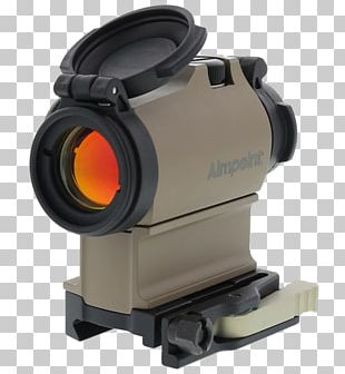 Aimpoint AB Red Dot Sight Firearm Reflector Sight PNG
